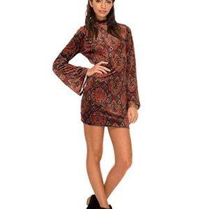 MOTEL ROCKS dress in Morrison, size Medium